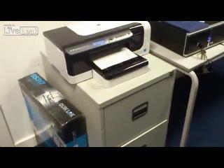 Автосохранение распечаток в ящик